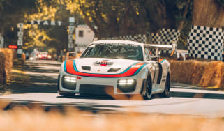 Porsche 935 Tribute Goodwood front