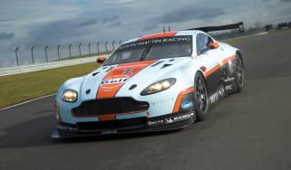 Aston Martin returns to international GT motor sport