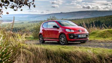 eCoty 2018 - VW Up GTI