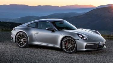 Porsche 992 911 -