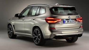 BMW X3 M rear