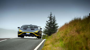 Lamborghini Huracan STO CP – jump