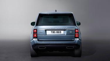 MY18 Range Rover - static rear