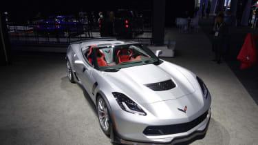 Corvette Stingray Convertible