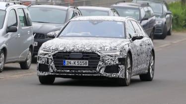 2019 Audi S6 Avant - Front