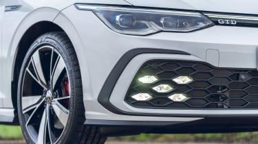 Volkswagen Golf GTD 2021 review - detail