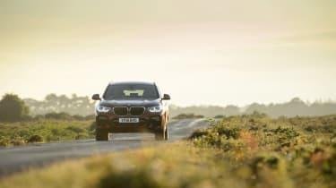 2018 BMW X4 20d drive - rear