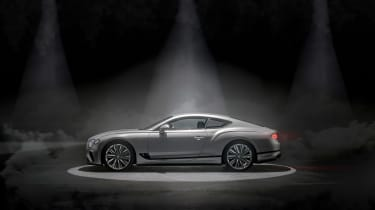 2021 Bentley Continental GT Speed - static side