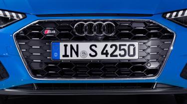 Audi S4 - grille