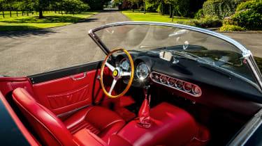 GTO Engineering California Spider –interior