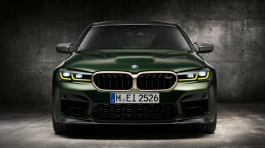 BMW M5 CS - studio nose