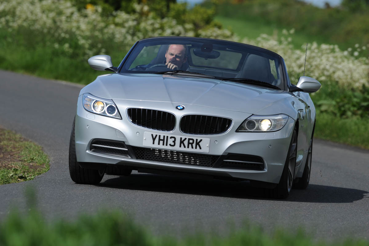 Bmw Z4 Sdrive18i Review Price Specs And 0 60 Time Evo