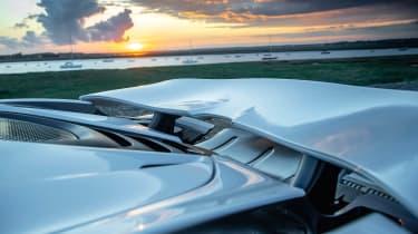 McLaren 720S Spider v Porsche 911 Turbo S Cab – 720 wing