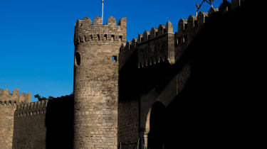 Baku Gran Prix 2017 - Castle