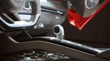 ATS Automobili GT Launch Edition - gear selector