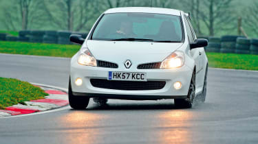 Renault Sport Clio 197 Cup – front
