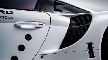 Porsche 911 RSR - intake