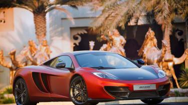 McLaren debuts new personalisation options