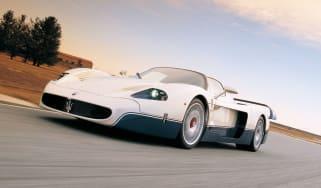 Maserati MC12 front