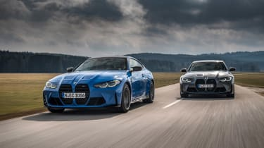 BMW M3/4 Competition xDrive