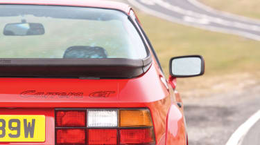 Porsche 924 Carrera GT – rear light