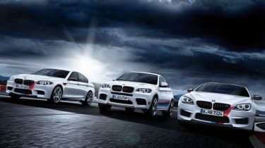 BMW launches M5 and M6 upgrades