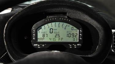 Revolution Project STI Nurburgring Subaru Impreza dials
