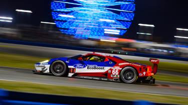 Ford GT at Daytona International Speedway