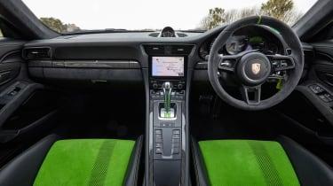 Porsche 911 GT3 RS 991.2 - interior