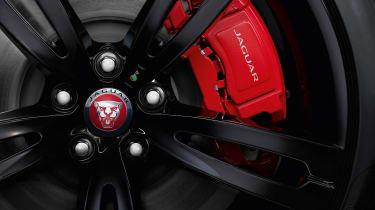 Jaguar XJR575 wheels