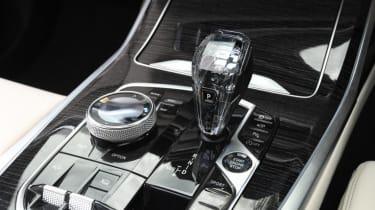 BMW X7 review - controls