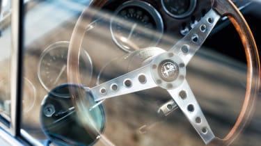 Alfa Romeo GTA Sprint 1300 Junior - dash