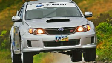 Subaru smashes TT record