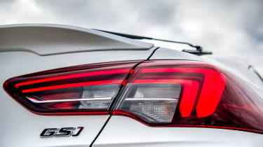 Vauxhall Insignia Grand Sport GSi BiTurbo – rearlight
