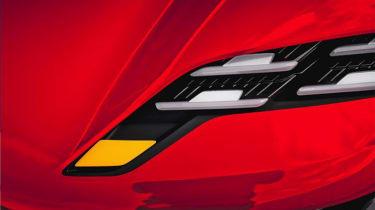 Electric Porsche concept