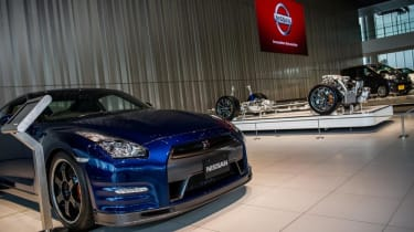 Nissan GT-R: top ten facts