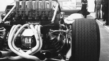 Birth of an icon: Lamborghini Miura