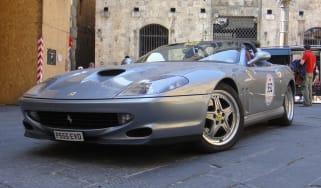 Harry Metcalfe Ferrari 550 Barchetta