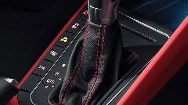 2018 VW Polo GTI – DSG gear selector