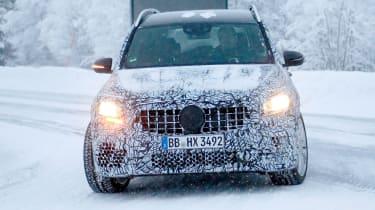 Mercedes-AMG GLB 35 spies