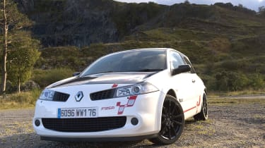 Fastest hot hatchbacks - the top 10 by Nurburgring lap time