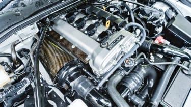 BBR Mazda MX-5 Stage1 Turbo – engine