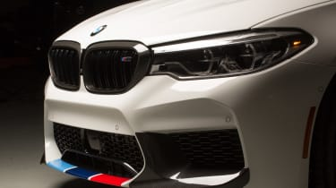BMW M5 F90 - M Performance parts front