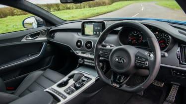 Kia Stinger GT S - Interior