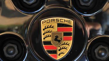 2012 Porsche Boxster S alloy wheel