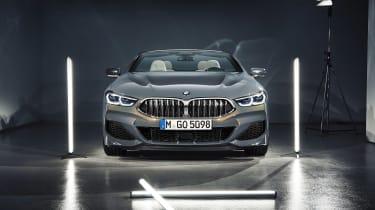 BMW 8-series Convertible - rear