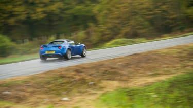 Lotus Elise Sport 220 - Rear