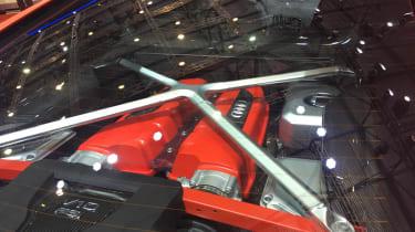 Abt Geneva engine