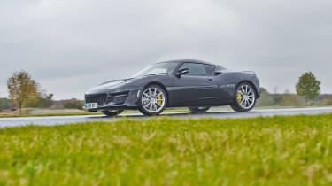 Lotus Evora Sport 410 - front three quarter