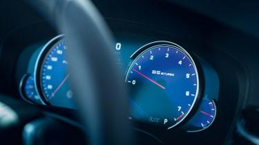 Alpina B5 Bi-Turbo G30/G31 - dials
